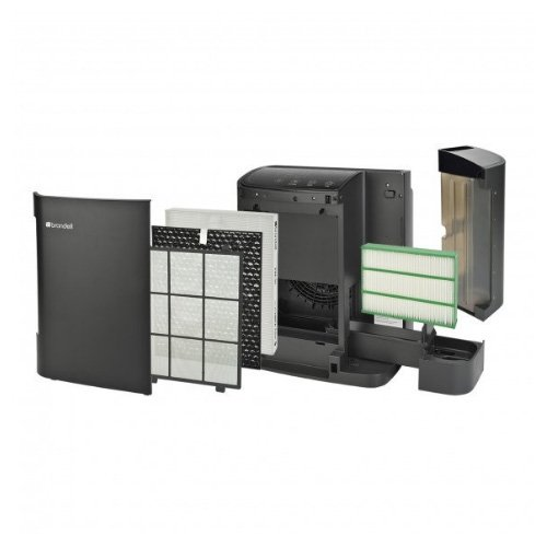 Revive Air Purifier and Humidifier - system layout