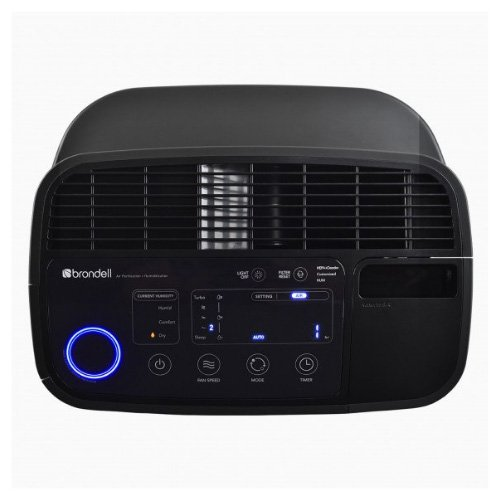Revive Air Purifier and Humidifier - top view
