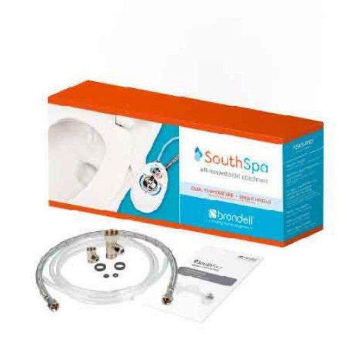 SouthSpa LH20 - Durable Toilet Seat Bidet Attachment