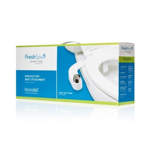 brondell fsr15 bidet attachment - freshspa comfort plus